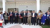 Çayırova Belediyesi Cenaze ve Mezarlık Hizmetleri Tesisi Açıldı