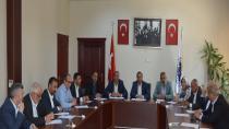 Haziran ayı meclis toplantısı gerçekleşti