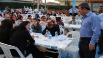 Karabacak Ramazan Ayında Da Halkla Birlikte