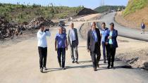 Başkan Karaosmanoğlu, ''Halkımızın mutluluğu için çalışıyoruz''