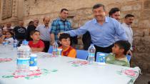 Darıca Savur'a İftar Sofrası Kurdu