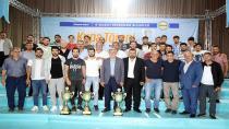 """Başkan Karaosmanoğlu, """"Amatör spora destek vermeyi sürdüreceğiz"""""""