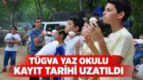 TÜGVA Yaz okulu kayıt tarihi uzatıldı