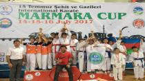 Çayırova Belediyesi Eğitim Spor Kulübü (ÇESK) Madalyaları Sildi Süpürdü