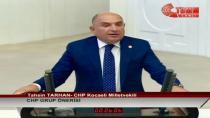Milletvekili Tarhan'dan 24 Temmuz Basın Mesajı
