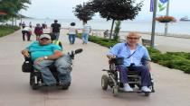 Engelli Aracı vatandaşın hizmetinde