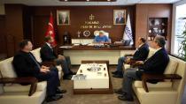 """Başkan Karaosmanoğlu, """"En iyi hizmeti yapmaya heyecanım ve gayretim var"""""""