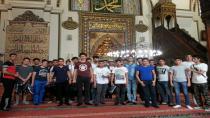 Akademi Lise öğrencileri Bursa ve Edirne'yi ziyaret etti