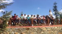 TÜGVA öğrencilerini Camide buluşturdu