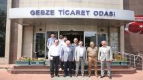 İran Büyükelçiliğinden Gebze Ticaret Odası'na Ziyaret
