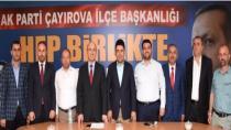 Ak Parti Çayırova'da adayları netleşti 6 isim!