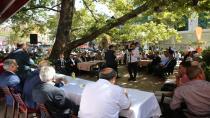 Darıca ailesi bayramı birlikte kutladı