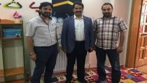Cemil Yaman'dan Gebze İMH'ye ziyaret