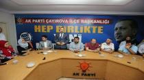 Ak Parti'de yönetim şekilleniyor