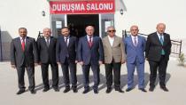 7 partinin il başkanı FETÖ davasında birliktelik mesajı verdi