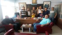 Marmara Bölgeden Önemli Ziyaret