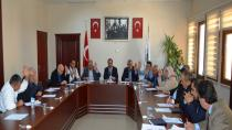 Dilovası Belediyesi Ekim ayı meclisi gerçekleşti