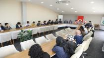 Demirci, Hedef Gelecek Projesi Gençleriyle Buluştu