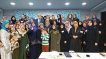 Saadet Kocaeli Kadın Kolları Balgat Eğitimine Gitti