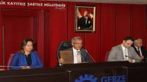 Gebze'de bütçe 390 Milyon