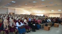 Dilovası'nda Öğrencilere ''Sağlıklı Beslenme'' Konferansı
