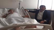 İzzet Karabacak ameliyat oldu
