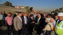 Başbakan Yardımcısı Işık Anibal'da incelemede bulundu