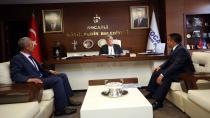 Başkan, ''Anadolu'ya tecrübemizi ve bilgimizi aktarıyoruz''