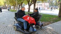 Engelliler adına para toplayan kuruluşların illegal örgütlere para topladıkları iddia edildi