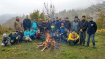 Lider Gençlik Baba-Oğul Kampı Yaptı!