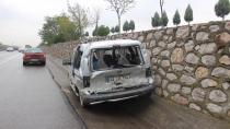 Tır otomobile arkadan çarptı: 2 yaralı