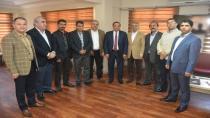 Başkan Toltar, Dernekler Federasyonu yönetimi ile bir araya geldi