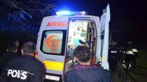 17 yaşındaki çocuk bıçaklanarak yaralandı