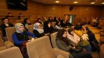 GTÜ öğrencilerine Şehir Planlama bilgilendirmesi yapıldı