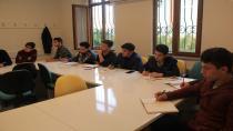 Hedef Gelecek Gençlik Projesi Öğrencileri Haftalık Eğitimlerine Farklı Konu ve Derslerle Devam Ediyor