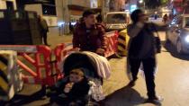 Suriyeli kadın, kocasına kızıp 2 bebeğini bırakıp kaçtı