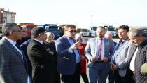 Başkan Demirci'den Yatırım Turu