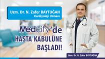 Medcity Cerrahi Tıp Merkezi KARDİYOLOJİ Polikliniği Hizmete Başladı