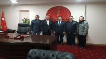 Gebze Kaymakamı'ndan TÜMSİAD'a iade-i Ziyaret