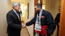 ''Ümmetin birliğiyle Kudüs özgürleşecek''