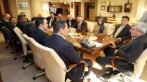 Başkan Karaosmanoğlu, Dadaşları ağırladı