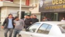 İş yeri hırsızları tutuklandı