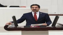 Milletvekili Yaman AK Parti grubu adına konuştu