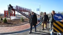 Başkan Demirci'nin Hafta sonu Mesaisinde Gündem Yatırımlar Oldu