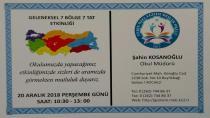 Gebze Özel Eğitim Meslek Okulundan 7 BÖLGE 7 TAT etkinliğine davet