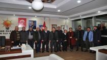 Çayırova Ak Parti'de yeni yönetim oluştu