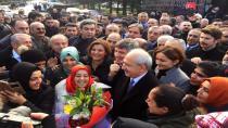 CHP GENEL BAŞKANI KEMAL KILIÇDAROĞLU GEBZE'YE GELDİ