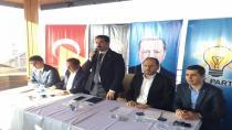 AK Parti Dilovası'nda istişare toplantısı