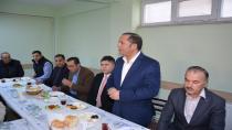 Başkan Toltar'ın durağı Sakaryalılar Derneği oldu