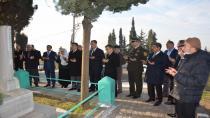 Yahya Kaptan Dilovası'nda ki mezarı başında anıldı